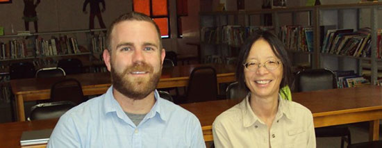 photo of linguistics faculty