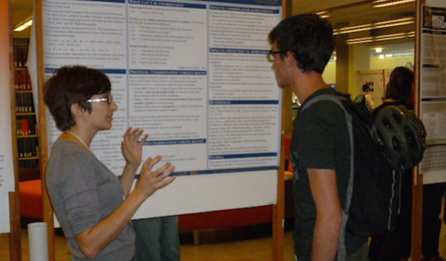linguistics poster photo